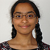 Vaishnavi Rao, 2012 Life Sciences Award