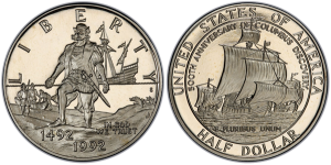 Christopher Columbus Gold Coins